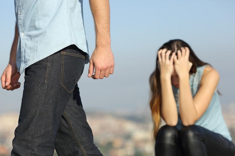 contacté par son ex, que faire?